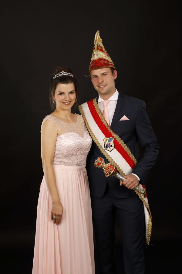 Prinzenpaar 2017/2018