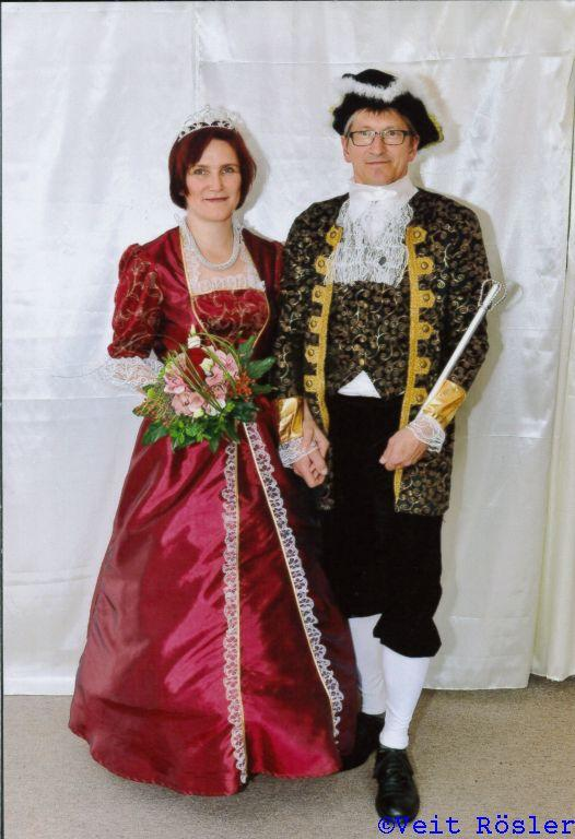 Prinzenpaar 19. Session