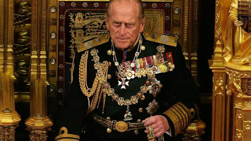Prince Philip, Herzog von Edinburgh