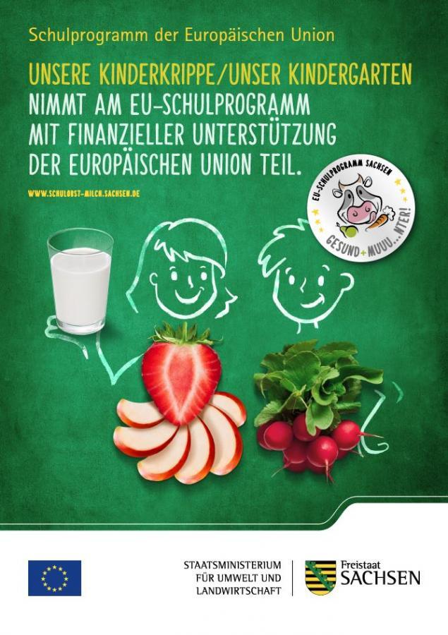 EU-Schulprogramm Milch