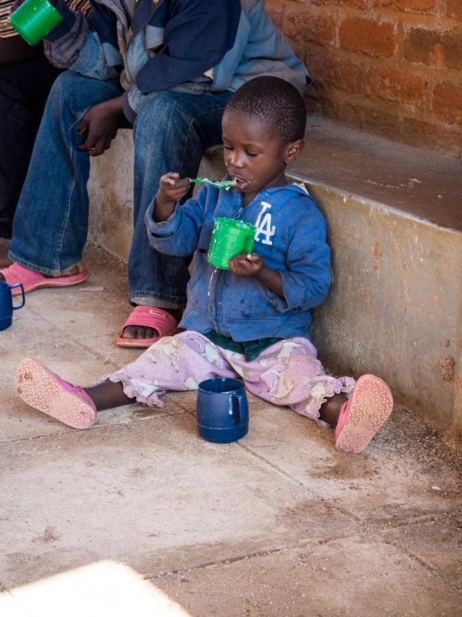 Projekt der Welthungerhilfe in Malawi