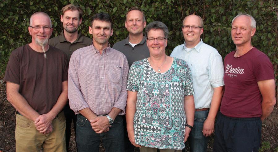 Mitglieder des Projektausschusses