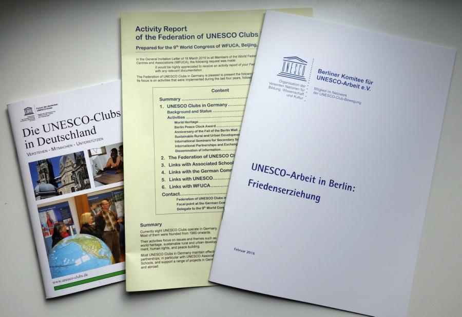 Verschiedene Publikationen