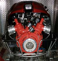 Pumpe IVECO - Magirus TS 10/12 I