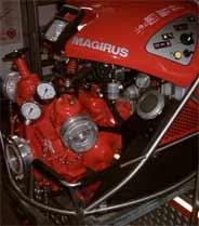 Pumpe IVECO - Magirus TS 10/12 III