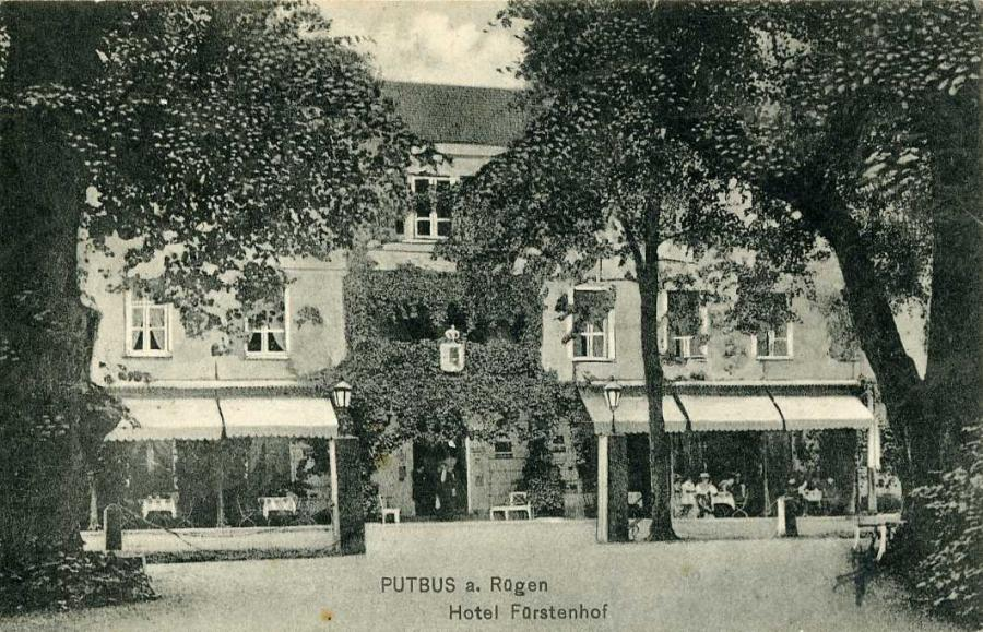 Putbus a. Rügen Hotel Förstenhof
