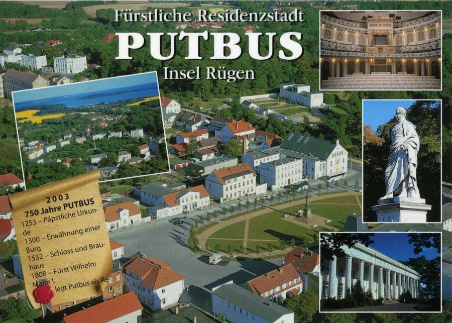 Putbus Insel Rügen