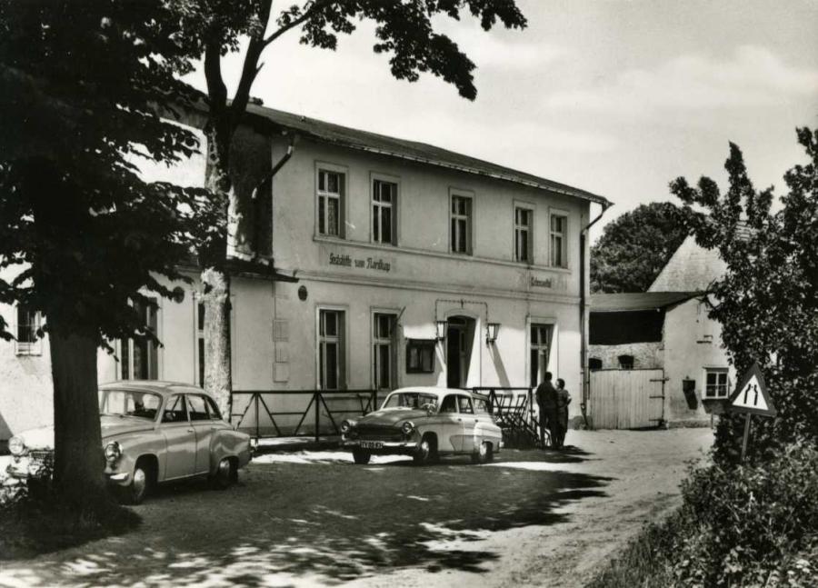 Putgarten Gaststätte Nordkap 1968