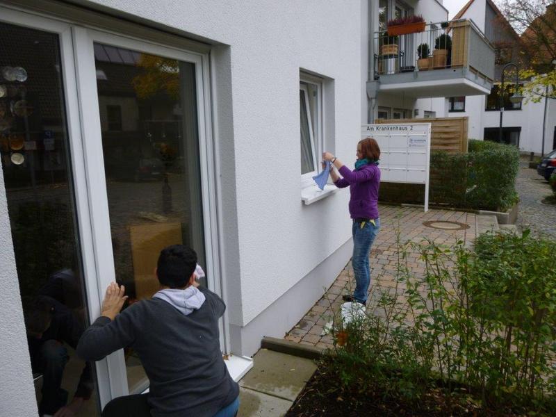 Putzen Fenster LW