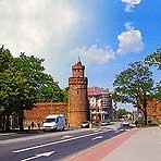 Partnerstadt Pyritz (Pyrzyce)