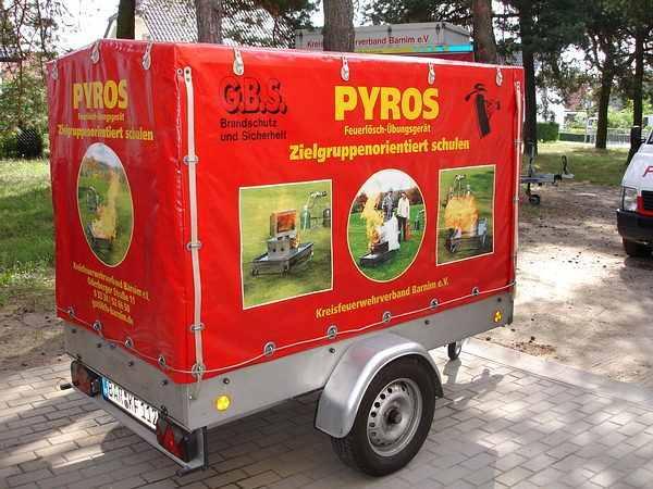 PYROS-Anhänger