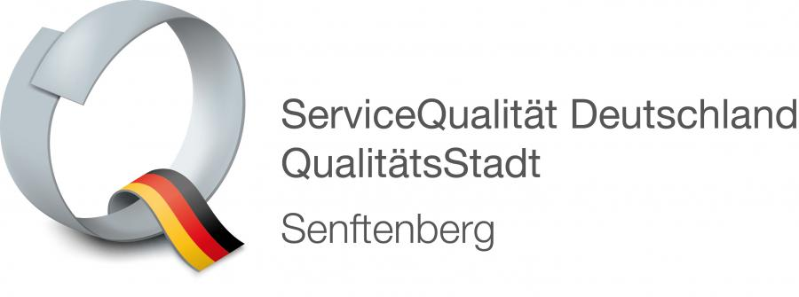 Q-Stadt-Logo Senftenberg-2017
