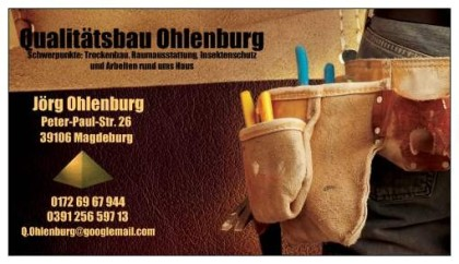 Qualitätsbau Ohlenburg