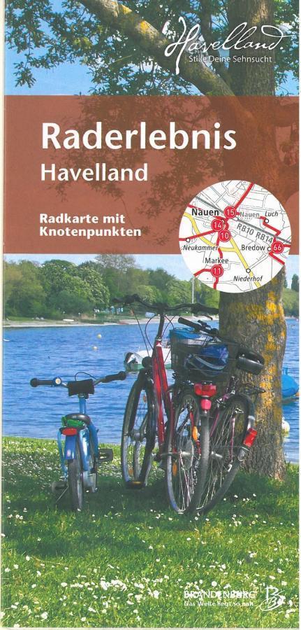 Raderlebnis Havelland - Knotenpunktwegweisung
