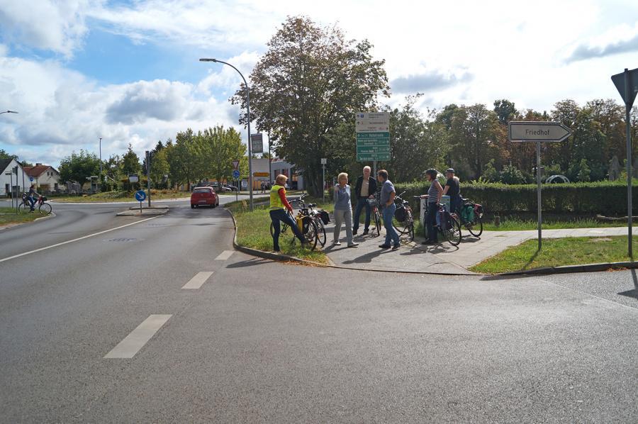 Radverkehrsschau am 17. August 2016