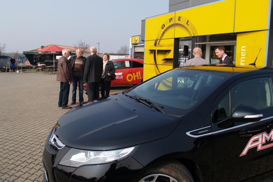 Opel Autohaus Hannuschka