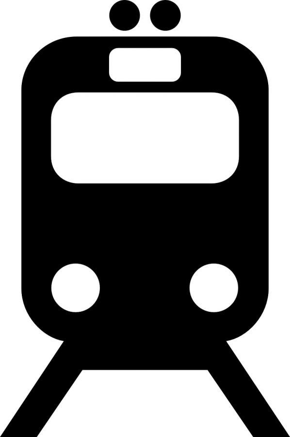 Pikto Bahnhof