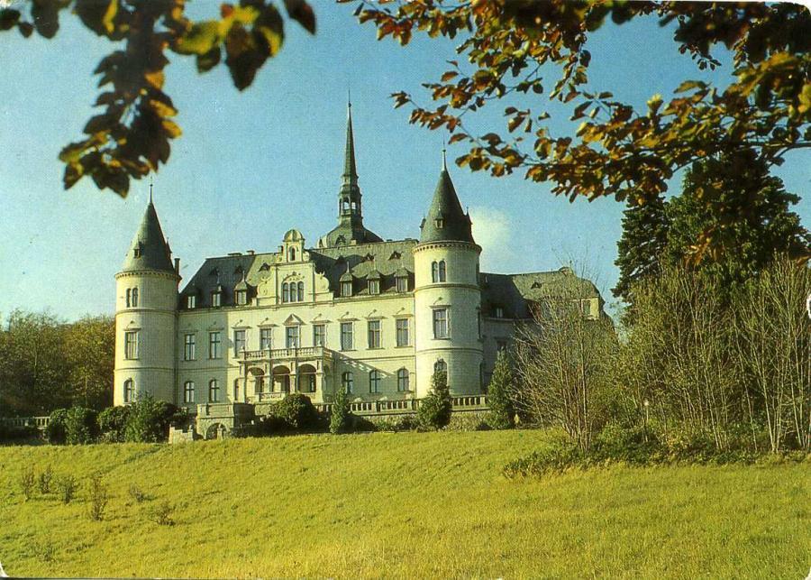 Ralswiek Schloß Feierabendheim 1984