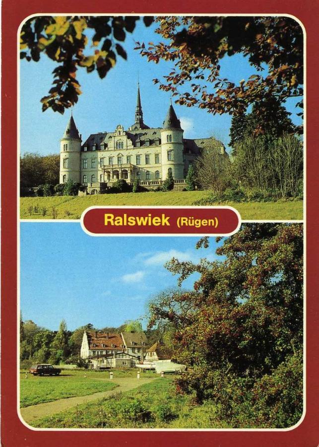 Ralswiek Rügen 1984
