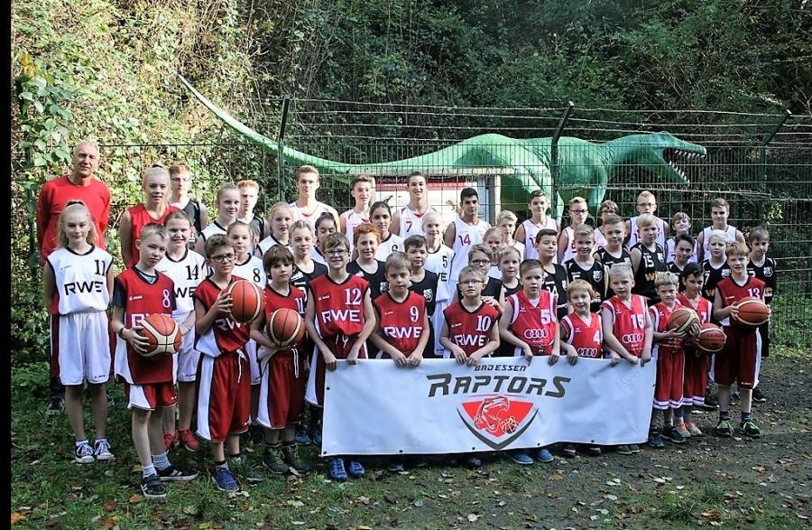 Raptors TuS Bad Essen Basketball
