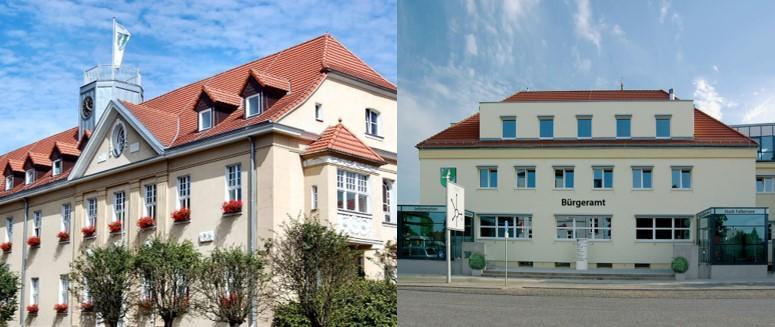 Rathaus-Bürgeramt