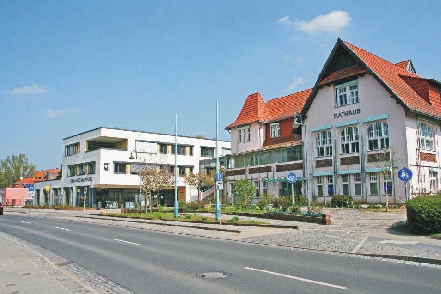 Rathaus, Foto: Gemeinde Wandlitz