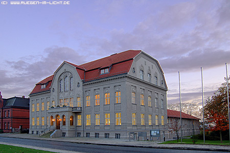 Rathaus Sassnitz