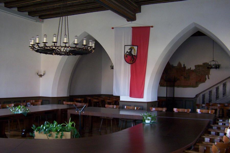 Rathaus-Saal