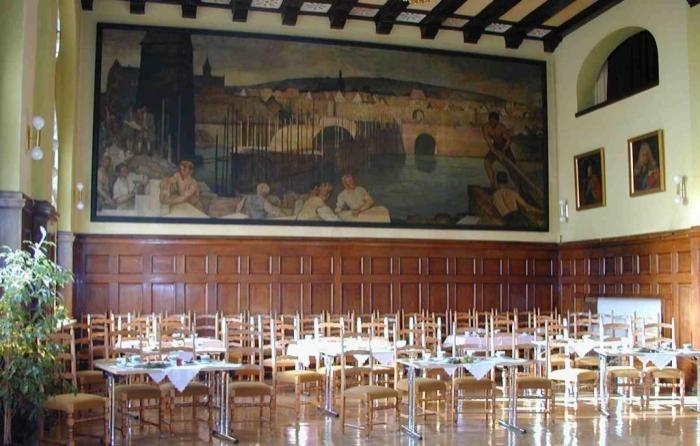 der Rathaussaal