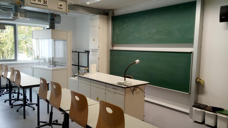 Unterrichtsraum 2