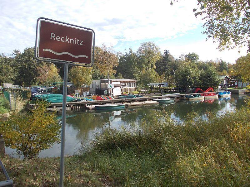 Recknitzbrücke Marlow - Wasserwanderrastplatz  - Marlower Kanu-& Bootsverleih