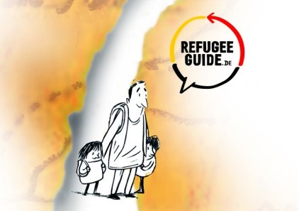 Refugee Guide Logo