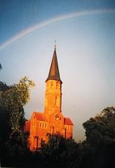 Regenbogenkirche Rätzlingen