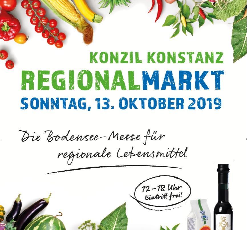 Regionalmarkt 2019