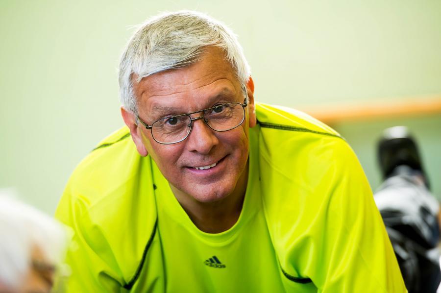 Reha Sport Krebsnachsorge Männer
