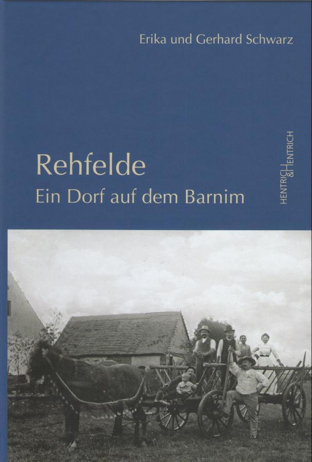 Ein Dorf auf dem Barnim