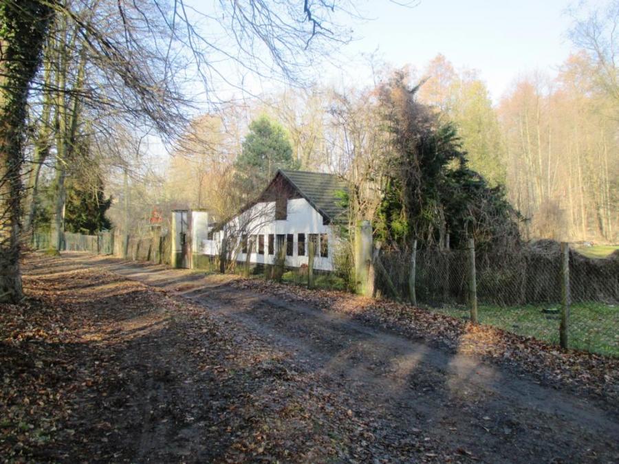 Das Käte-Reichelt-Haus am Buckowsee