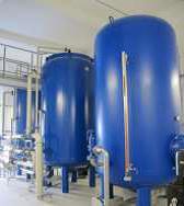 Reinwasserbehälter