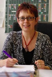 Rektorin Kerstin Wagner
