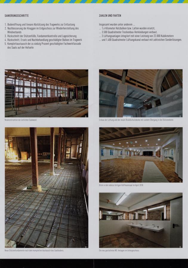 Renovierung Hoffmann-Saal Fallersleben 3