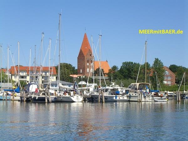 Ostseebad Rerik - tolle Hafenpromenade