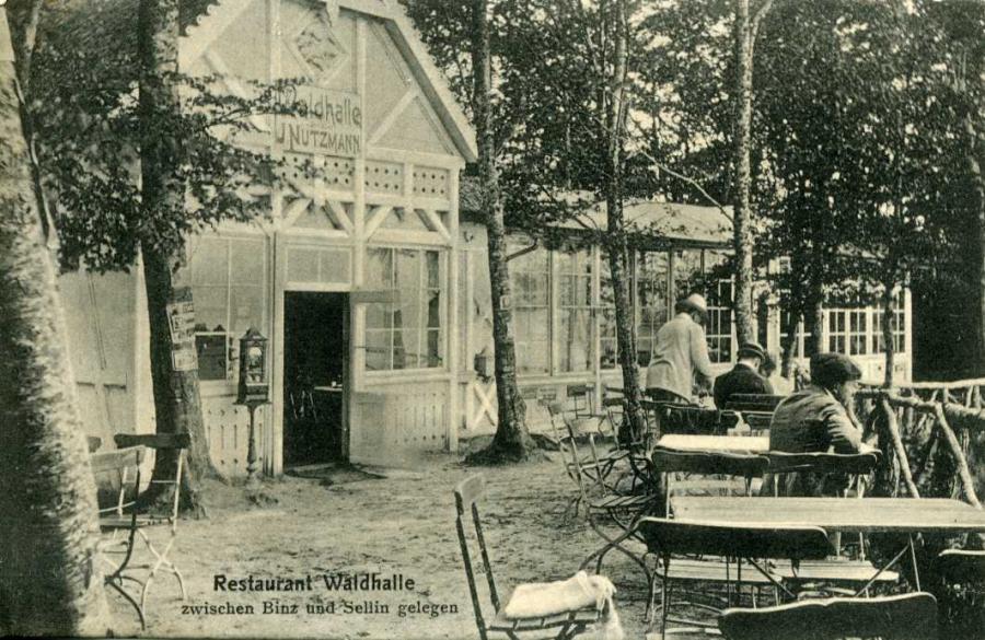 Restaurant Waldhalle