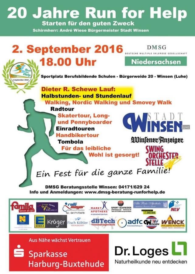 Run for Help 2016