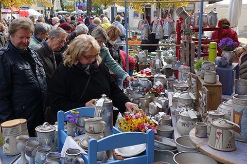 Rheinsberger Töpfermarkt