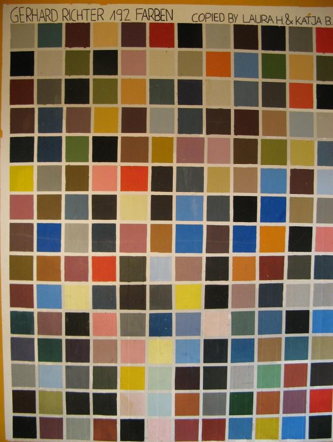 Richter, 1024 Farben