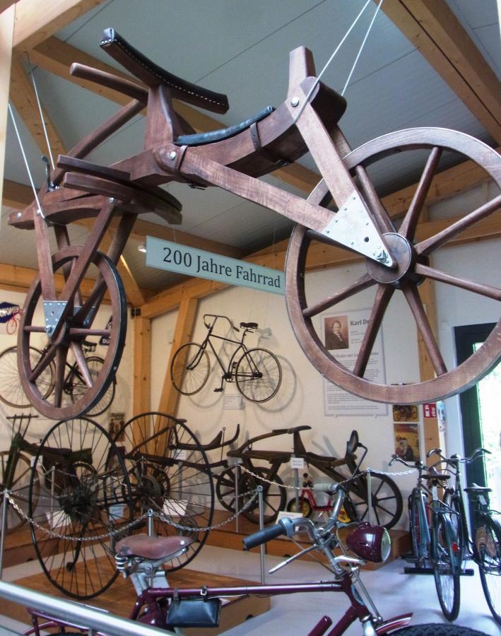Fahrrad-Ausstellung