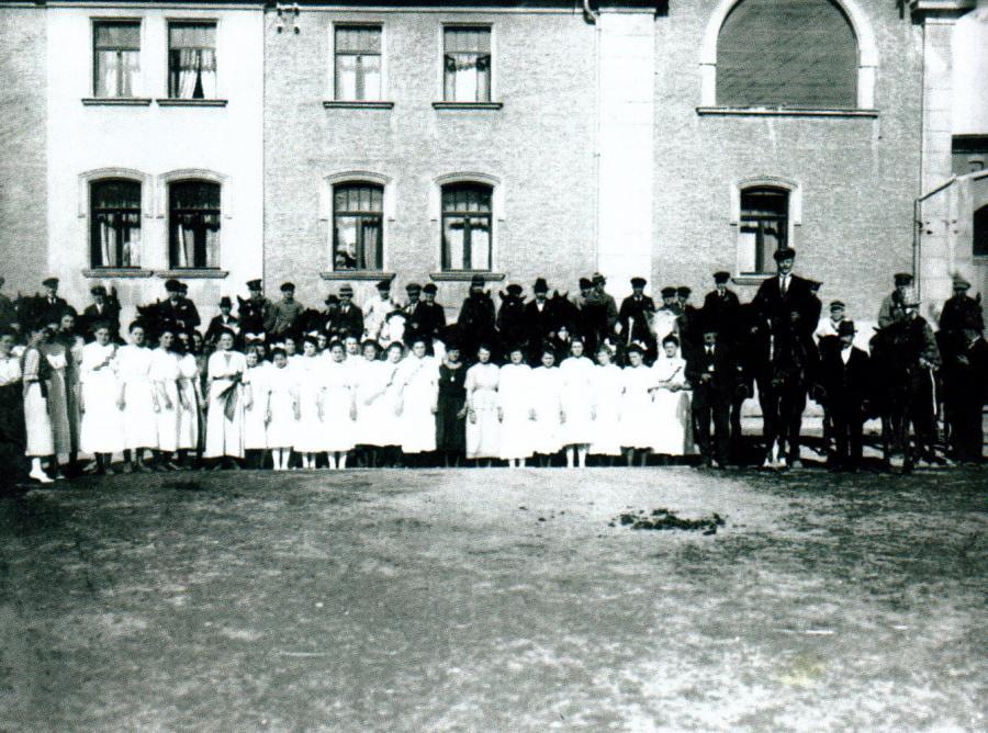 Ringreiten 1921