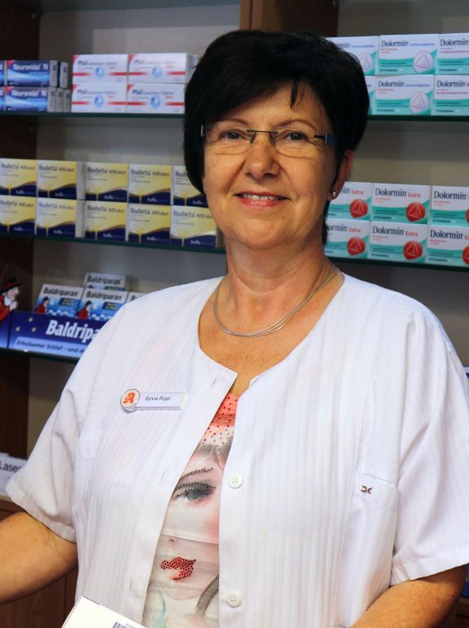 Sylvia Rippl