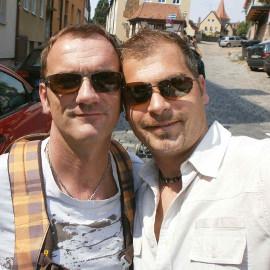 Robert Pirner und Andreas Heckel