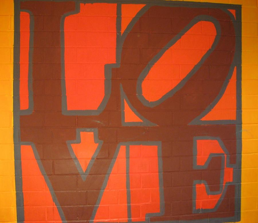 Robert Indiana, Love